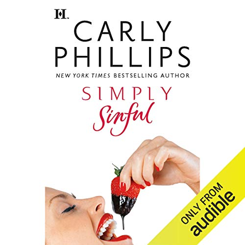 Simply Sinful audiobook cover art