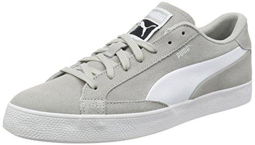 Puma Match Vulc 2, Zapatillas Unisex Adulto, Gris (Gray Violet White 03), 42 EU