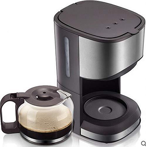Filter kaffeemaschine, automatische Isolierglas-Kaffeekanne, Tropfschutz, geeignet für Espresso, Tee und verschiedene Getränke