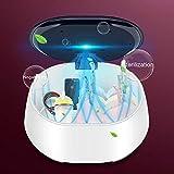 QJJML Smart WSchetrockner,Mobiler WSchetrockner,Haushalt Kleine UV-UnterwSche Hose Desinfektionsmaschine,Desinfektionsschrank FR Babyflaschen-Kleidung,Kann FR Reisen, Camping