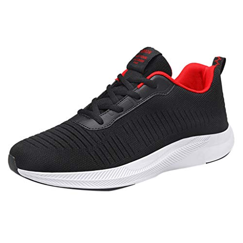 Sneakers Couple Mesh Low-Top Breathable Lightweight Anti-Slip running walking Shoes
