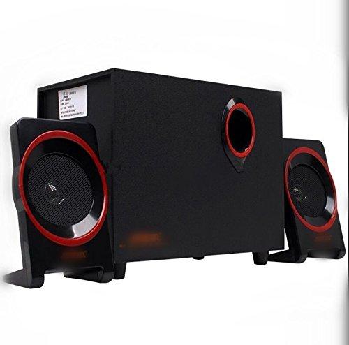 Aoauto® computer sistema di altoparlanti con subwoofer amplificato