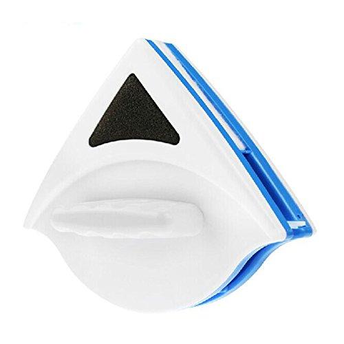 QLING Dubbelzijdige Magnetische Raamreiniger, Glazen Ruitenwisser Magnetisch Glas Reinigingsgereedschap voor Thuisvenster, Auto Venster, Doucheschermen, Spiegels