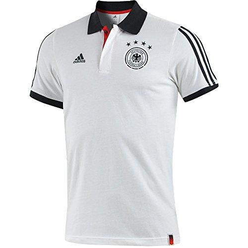 adidas Herren DFB Polo Shirt Poloshirt (S)
