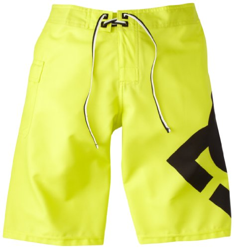 DC Shoes Jungen Lanai Ess4 By Boardshort, fluoroyell, 27, D073810035-FUYD