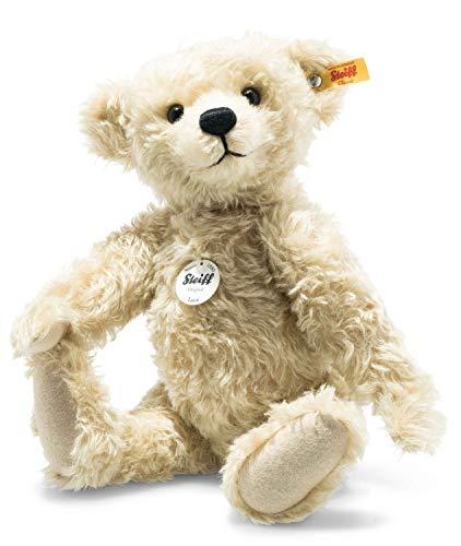 Steiff Luca Teddybär-35 cm-Sammlerartikel-kein Spielzeug-Geschenk-abwaschbar-antikblond (022920)