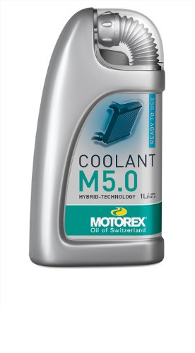 Motorex coolant M5.0 koelvloeistof 1L