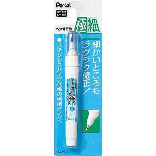 ぺんてる ペン修正液 XEZL61-W