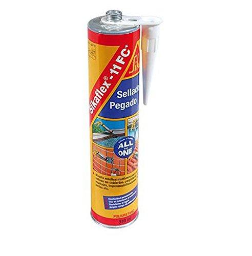 Sikaflex 11 FC+ uniweiß 1K Polyurethan Dichtstoff 300ml Kartusche