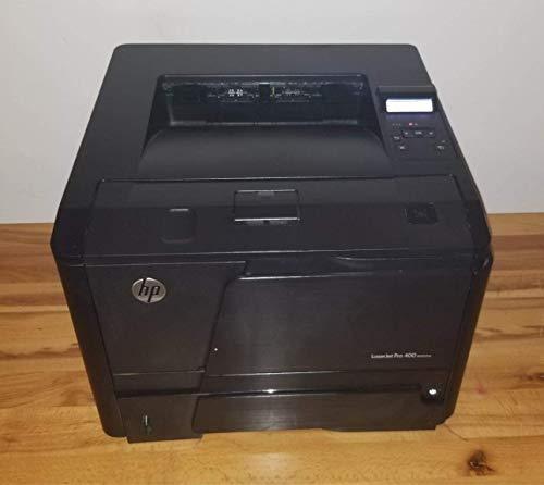 HP Impresora láser Laserjet Pro 400 M401DNE M401 CF399A#BGJ con tóner y garantía de 90 días