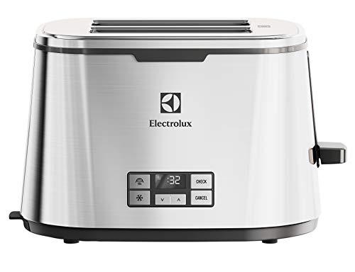 Electrolux EAT7800 grille pain, couleur argent
