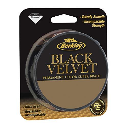 Berkley Black Velvet 0.16mm 300m, schwarz, S