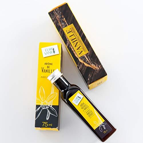EuroVanille Extracto Natural de Vainilla Bourbon con