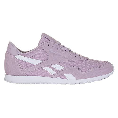 Reebok Damen Sneaker Classic Nylon Slim Architect Damen Rosa BD1586 rosa 274744