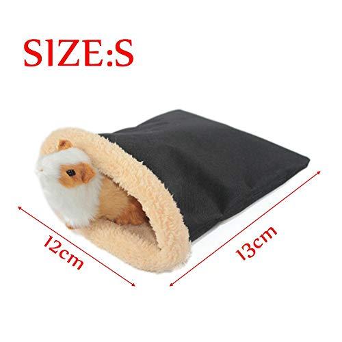 Brandnieuw Klein huisdier, waterdicht en winddicht nest eekhoorntje hamster bed, zacht en comfortabel huisdier slaapzak warm bed wolf cavia slaapzak Value Positive