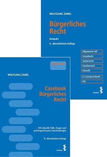 Kombipaket: Casebook Bürgerliches Recht und Bürgerliches Recht - Kompakt