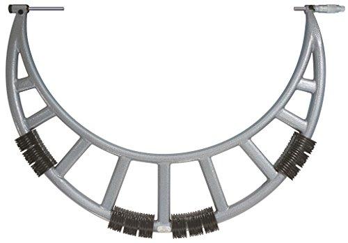 Tesa 00111904isomaster AB micrómetro con yunques intercambiables, 300mm/400mm aplicación gama