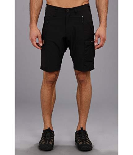 Fjällräven Herren Kurze Hose Abisko Shorts, Black, 48, 82833-550