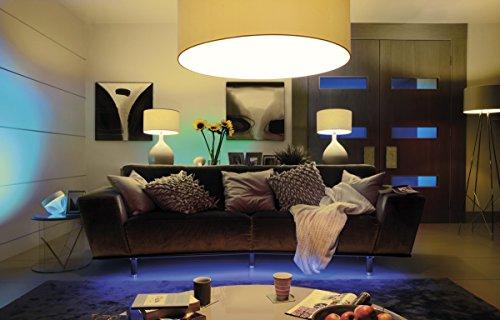 Philips Lux – LED personal wireless lighting – 2 x 9 W, EEK A+, A19 E27 – Starter Kit inklusive hue Bridge 8718291744795 - 5
