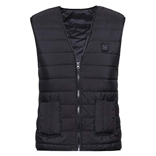 XFX1990 Unisex outdoor USB lader infrarood verwarmingsvest elektrische verwarming elastisch warm wintersport vest jas sportkleding 8