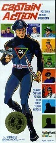 marca de lujo Captain Action 12 Superhero Superhero Superhero Action Figure by Captain Action  buscando agente de ventas