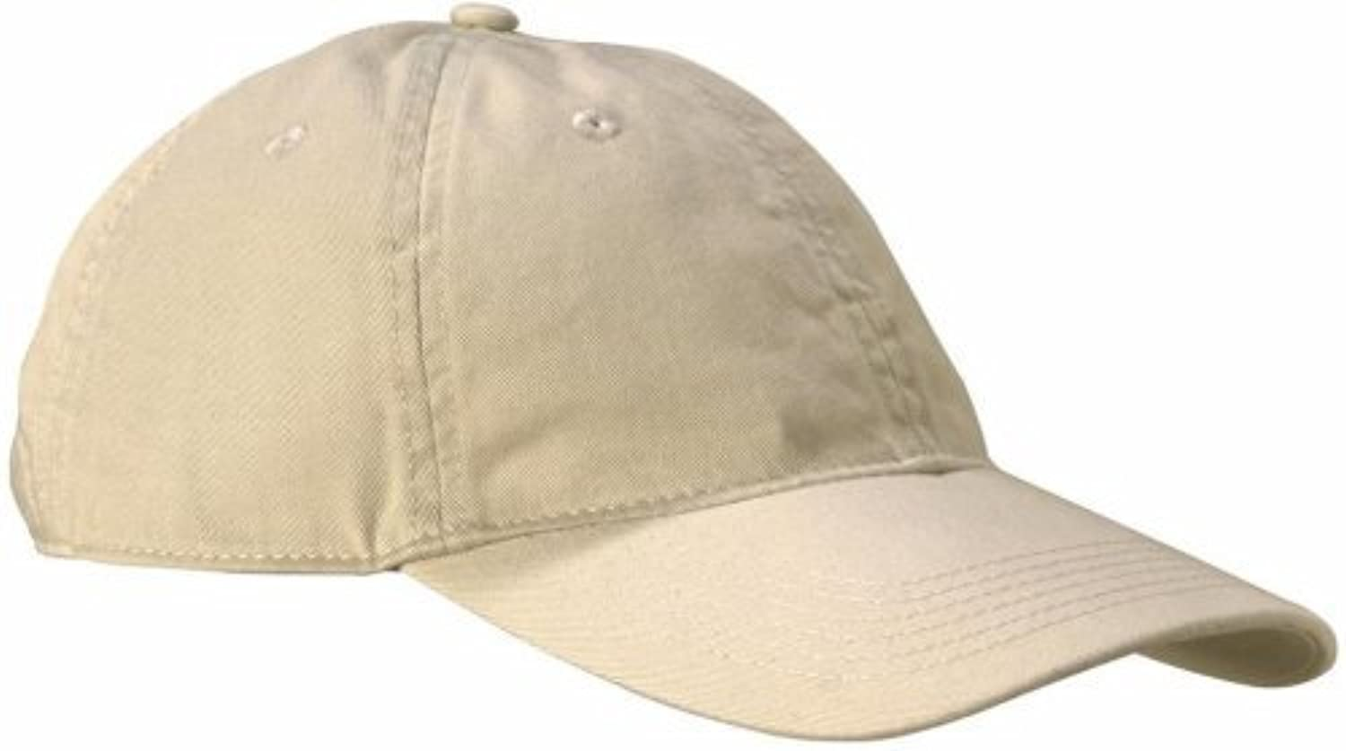 ECOnscious 100% Organic Cotton Twill Baseball Hat (Oyster) by econscious