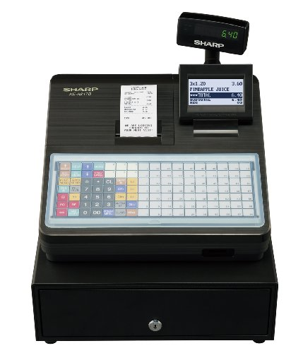 Sharp Cash Register - Black