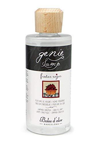 Boles d'olor- Perfume de Hogar Genie Frutos Rojos para Lámparas Catalíticas 500ml
