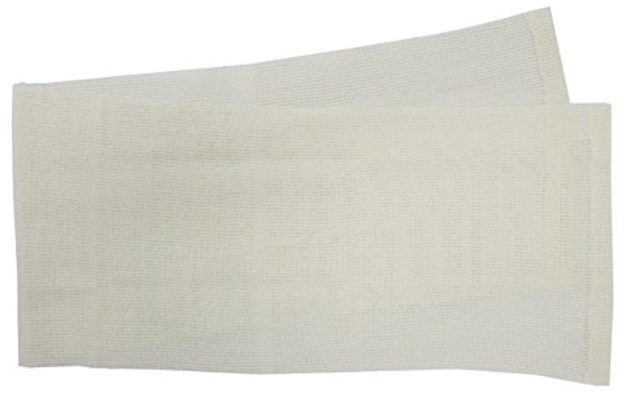 パシフィックであること植物学小久保 『吸湿、速乾性に優れたタオル』 牛乳繊維入りボディタオル 24×100cm 2312