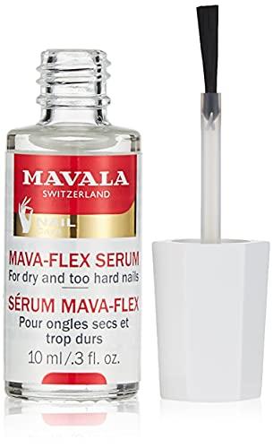 MAVALA Mava-flex Serum Para Uñas Secas Y Duras | Hidrata | Restaura | Mantiene La Flexibilidad De Las Uñas, 10 Mililitro