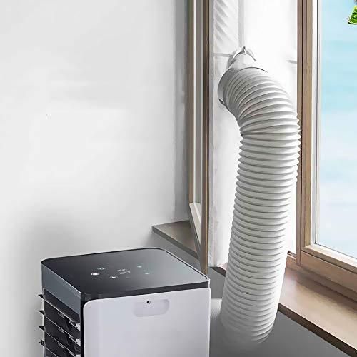 Fensterabdichtung für mobile Klimageräte,Hot Air Stop zum Anbringen an Fenster,400 cm Universal-Fensterdichtung für tragbare Klimaanlage und Wäschetrockner