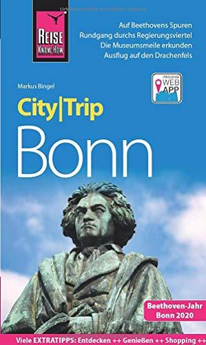 Reise Know-How CityTrip Bonn: Reiseführer mit Stadtplan und kostenloser Web-App