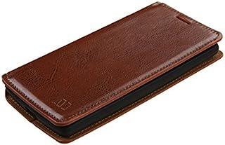 MyBat Wallet Case for LG LS751 (Volt 2) - Retail Packaging - Brown