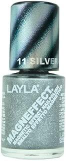 Layla Cosmetics Magneffect Layla 11 Silver Galaxy 10ml