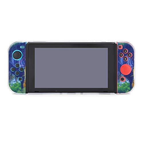 Funda para Nintendo Switch Tiger In The Jungle Juego de 5 piezas de funda protectora compatible con Nintendo Switch Game Console