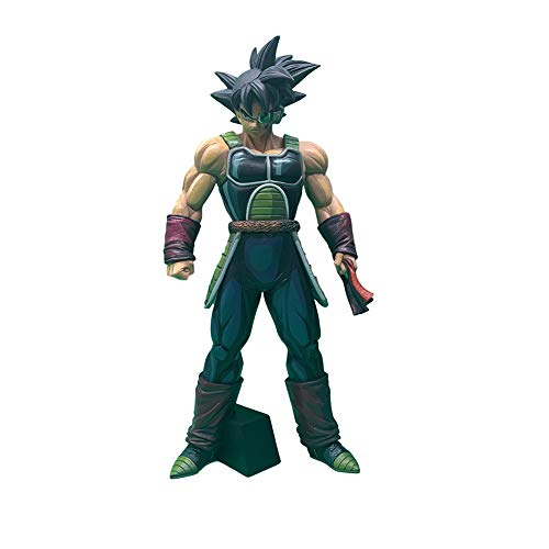 WHALLO Dragon Ball Z Grandista Manga Klit PVC Actiefiguren 250mm Anime Dragon Ball Super Klit Bardock Beeldje Speelgoed
