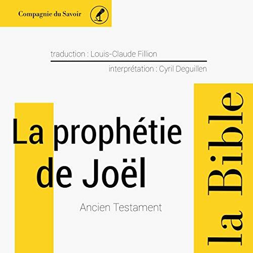 La prophétie de Joël cover art