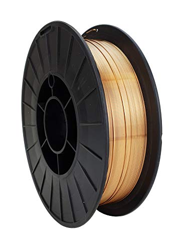 "ER70S-6 - MIG Mild & Low Alloy Steel Wire - 11 Lb x 0.045"" - SPOOL"