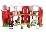 Fisher-Price Mattel CHJ51 - Little People Tierfreunde Bauernhof