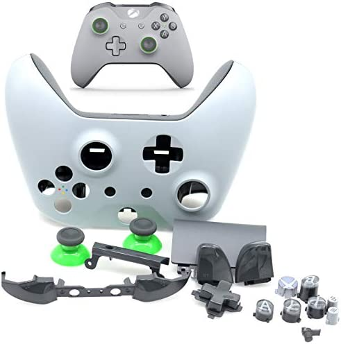 Deal4GO Full Housing Shell kit with Full Button Set Thumbstick Replacement for Xbox One Wireless product image