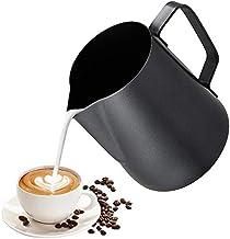 إبريق قهوة إسبرسو مصنوع من الفولاذ المقاوم للصدأ غير لاصق 600 مل
