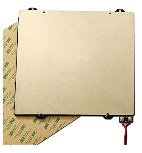 Alta qualità Prusa MK3 Spring Steel PEI Flex Plate superficie in lamiera di acciaio per molle foglio singolo originale PEI nastro 3M