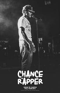"Divine Posters's Chance The Rapper Singer "" Concert ""12 x 18 Inch Multicolour Famous Poster"