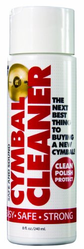 Sabian SSSC1 Safe and Sound Cymbal Cleaner