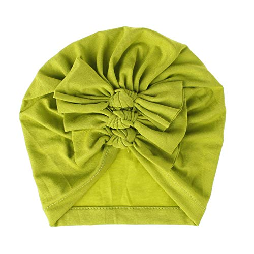 YAYANG Hat 18 Colores Sombrero bebé for niñas Arcos turbantes Sombreros fotografía...
