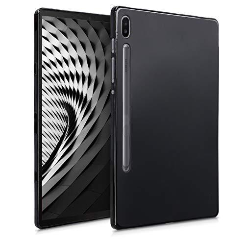 kwmobile Custodia Compatibile con Tablet Samsung Galaxy Tab S6 - Cover in Silicone TPU - Backcover Copertina Protettiva Tab