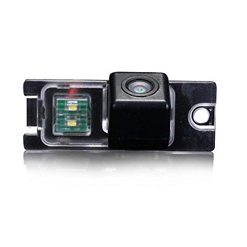 greatek Caméra de recul avec aide au stationnement pour S80 si40 XC60 XC90 S40 C70 S80L S40L S80