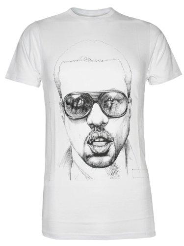 Eleven Paris Designer Herren Shirt - Kane -L