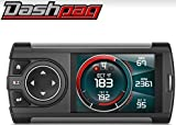 BRAND NEW SUPERCHIPS DASHPAQ IN-CAB TUNER,2.4' SCREEN, COMPATIBLE WITH 2017 & UP GM GASOLINE ENGINES