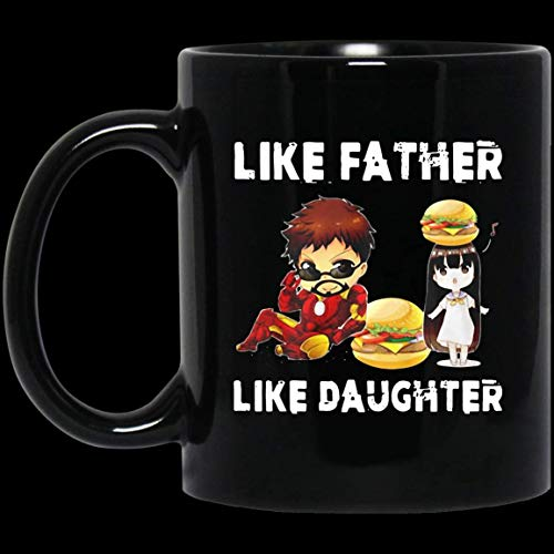 N\A Taza Hija como Padre como Hija Hamburguesa